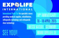 International trade fair Expolife 2015