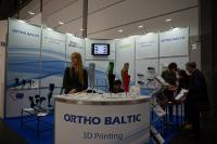 Ortho Baltic introduced the latest news at OTWorld Congress