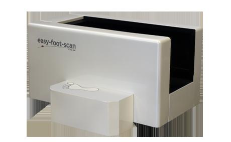 Easy foot scan